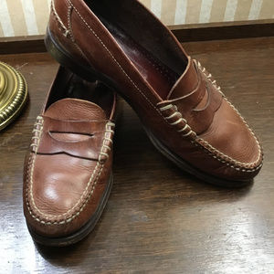 Cole Haan Country Brown Penny Loafer Slip-On Shoes